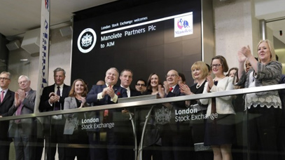 2018 - Admission to London Stock Exchange (AIM)