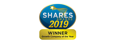 "At Shares Awards, Manolete is awarded ""Growth Company of the Year"""
